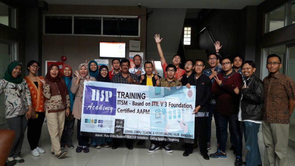 Training ITSM Based on ITIL V 3 Foundation